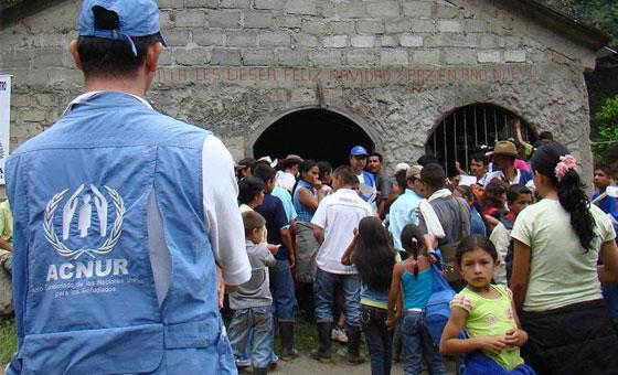 Acnur estima que diáspora venezolana alcance 3,4 millones de personas