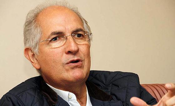 Antonio Ledezma pide celeridad en la aplicación del TIAR