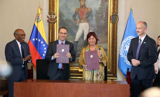 Unicef invertirá 32 millones de dólares en Venezuela