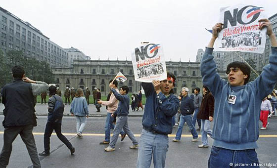 Chile: la estrategia democrática que derrotó a Pinochet