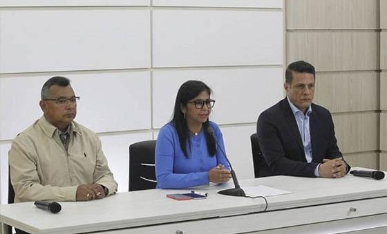 Gobierno anuncia reestructuración del Saime y crea una Policía Migratoria