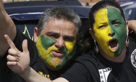 Brasil va a elecciones en en medio de turbulencia política