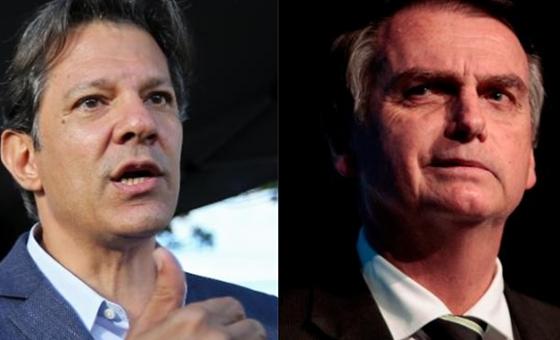 Elecciones en Brasil: habrá segunda vuelta entre Bolsonaro y Haddad