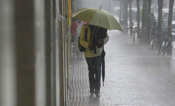 Precipitaciones continuarán por al menos 48 horas más en todo el país