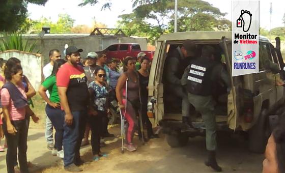 """#MonitordeVíctimas Fuerzas militares matan a siete integrantes de la banda """"El Coporo"""" en Tumeremo"""