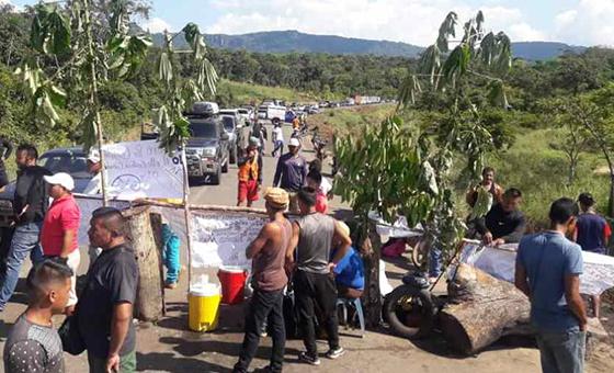 Se eleva a 7 el número de indígenas fallecidos tras represión de febrero en Bolívar