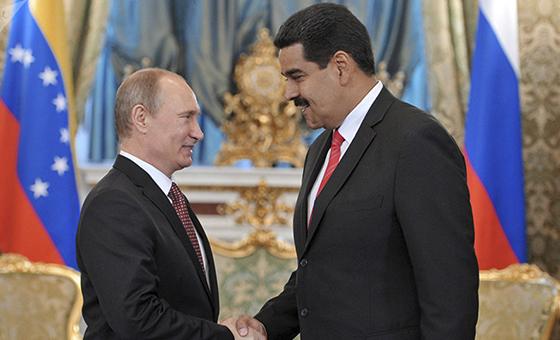 Un banco ruso ayuda a Venezuela a esquivar sanciones de EEUU