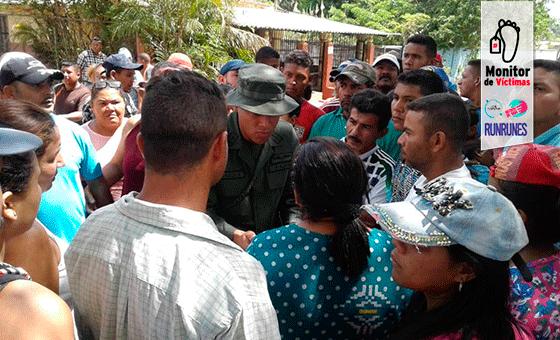 #MonitordeVíctimas | Alertan sobre desaparición de mineros en presunto enfrentamiento con el ELN en Tumeremo