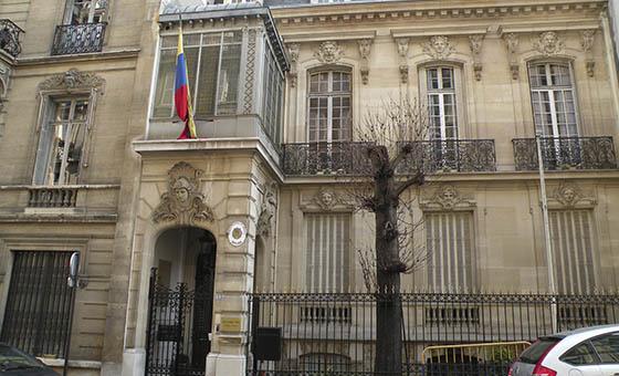 Cancillería de Francia convoca al embajador venezolano por el caso Albán