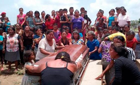 ONG exigen se investigue asesinato de indígenas waraos en Delta Amacuro