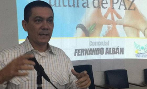Abogado de Fernando Albán pide que se aplique el Protocolo de Minnesota para exhumarlo