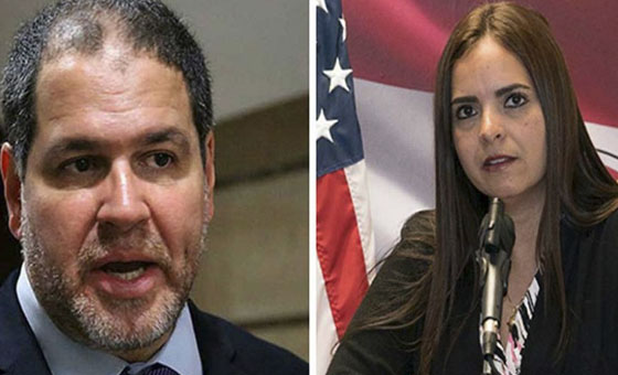 Conceden nacionalidad española a Luis Florido, Tamara Suju y otros dos venezolanos