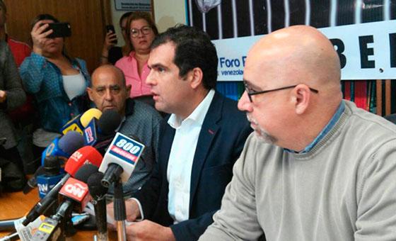 Foro Penal contabiliza 476 presos políticos en Venezuela
