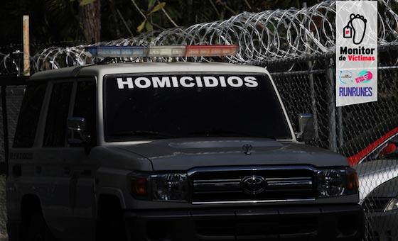 #MonitorDeVíctimas   7 mujeres asesinadas por sus parejas en 14 días de enero en Caracas