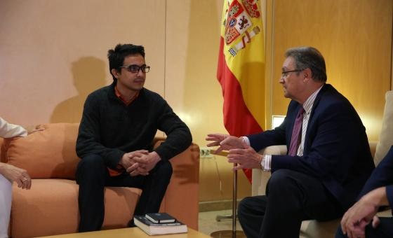 Gobierno español se pronuncia ante excarcelamiento de Lorent Saleh