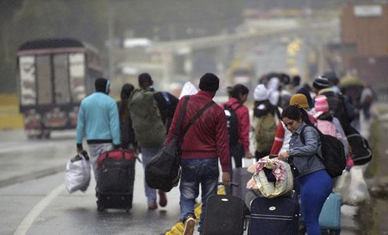 Curazao pidió ayuda a los Países Bajos por la inmigración venezolana