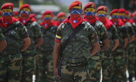 Militares y desplome de la economía en Venezuela, por Ibsen Martínez