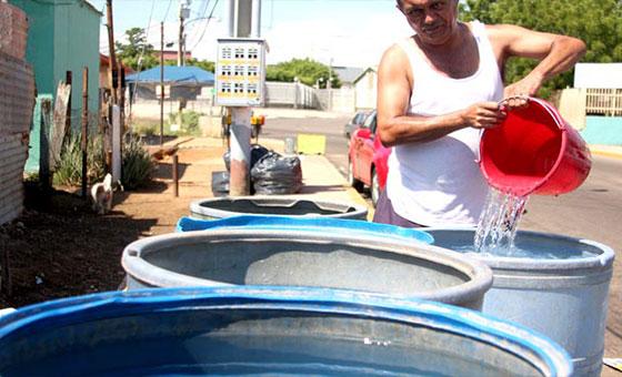 Codhez: 81% de los hogares zulianos no reciben agua por cortes eléctricos