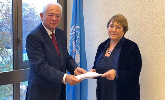 Gobierno invitó a Alta Comisionada de DDHH de la ONU a Venezuela