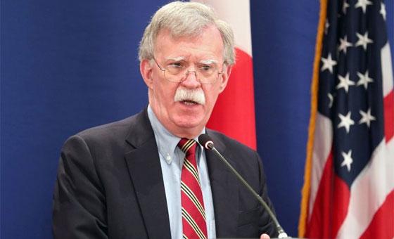 Bolton condena acciones del Sebin y confirma sanciones al sector de defensa y seguridad de Maduro