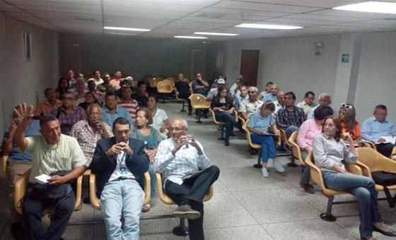 Extienden plazo de postulaciones para el Congreso Venezuela Libre