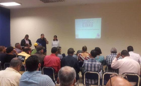 En 14 estados se realizaron reuniones preparatorias para el Congreso Venezuela Libre