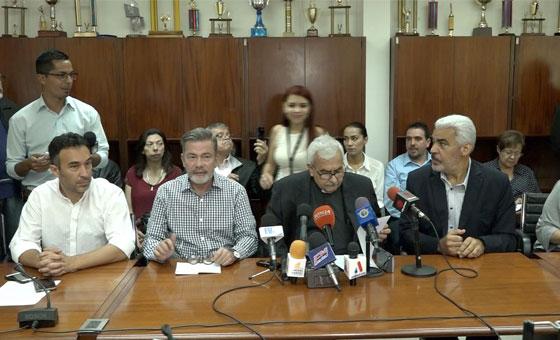 Frente Amplio realizará Congreso Venezuela Libre para el 23 de noviembre