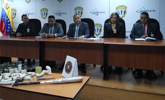 Cicpc anuncia detenciones por asesinatos durante protestas del #30Abr