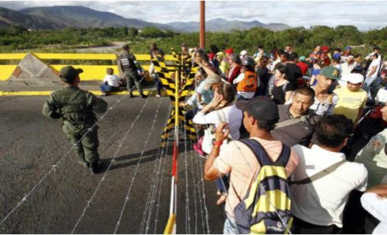 Colombia organiza refuerzo especial por entrada de venezolanos en Navidad
