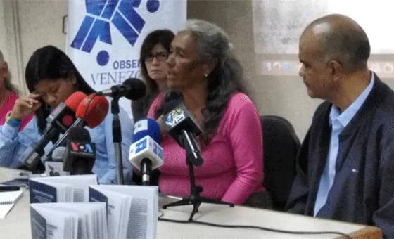 Observatorio Venezolano de Prisiones responsabilizó a Lacava y a Varela por muerte de casi 70 reos