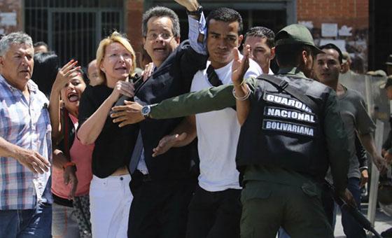 Maduro encarcela, persigue y hostiga a 45 representantes del chavismo disidente