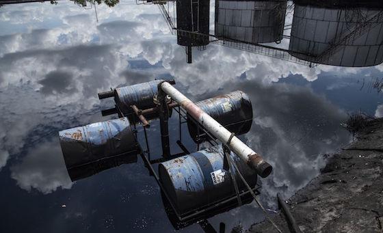 Bloomberg: Venezuela derrama petróleo por todas partes