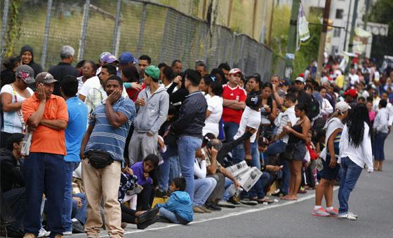 Human Rights Watch: ONU debe declarar emergencia humanitaria en Venezuela
