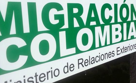 Migración Colombia continúa deportando a caminantes venezolanos