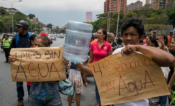 1.418 protestas se registraron en octubre, la mayoría para exigir servicios básicos y salarios justos