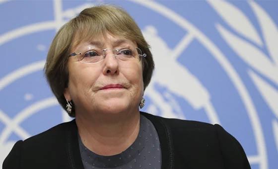 Michelle Bachelet condena violencia en las fronteras de Venezuela