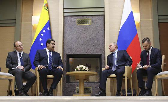 Rusia apoya diálogos entre Gobierno y oposición de Venezuela