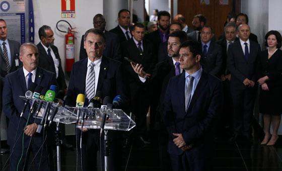 Informe Otálvora: Juez Moro lideraría presión de Bolsonaro sobre Maduro
