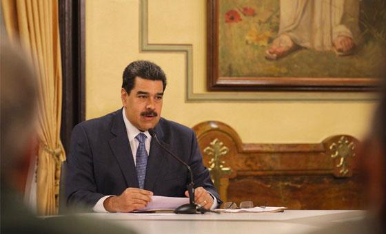Maduro no fue invitado a la toma de posesión de Bolsonaro