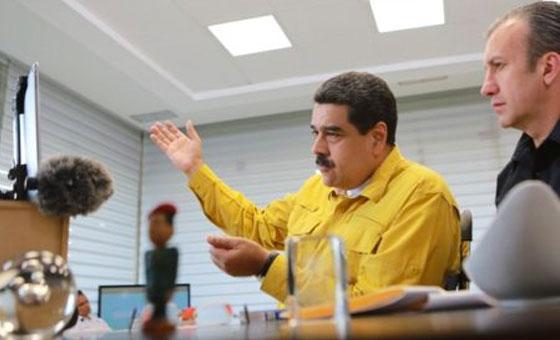 Nicolás Maduro: Quien se quiera ir con sus embajadores de Venezuela que se vaya