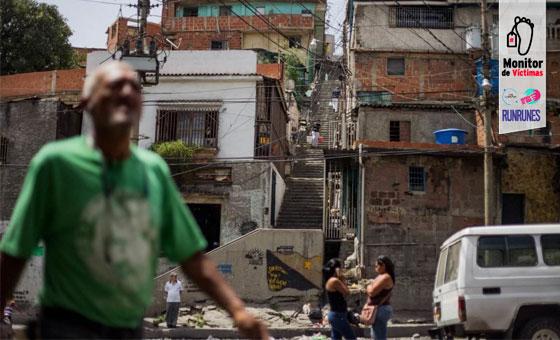 #MonitordeVíctimas | Niños encuentran en azotea de Bloque 10 de Propatria a hombre apuñalado