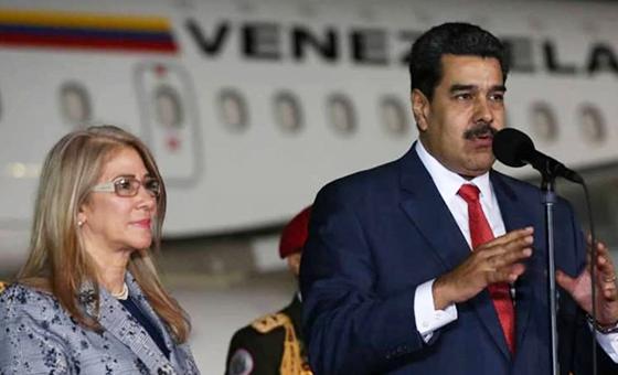 Maduro llegó a Moscú para reunirse con Putin