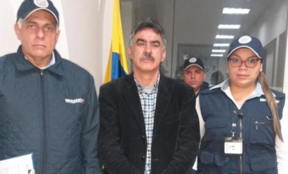 Colombia investiga si Carlos Pino hacía seguimiento a otros venezolanos como Ortega Díaz