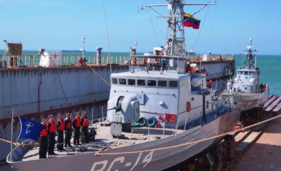 Venezuela y Guyana responden tras marina venezolana interceptar buques de investigación de ExxonMobil