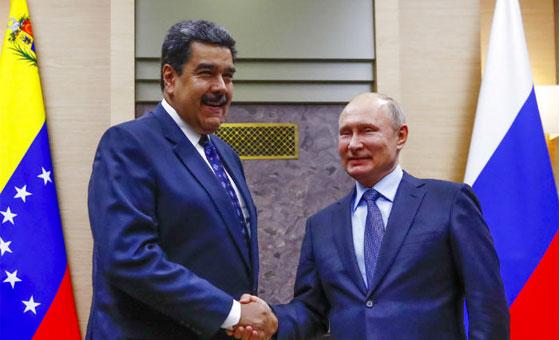 WSJ: En un golpe a Maduro, Rusia retira apoyo clave de defensa a Venezuela