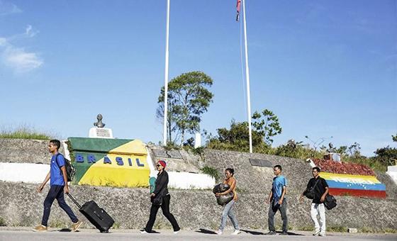 Brasil continuará acogiendo venezolanos a pesar de su retiro del Pacto de Marrakech