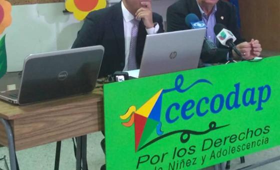 Cecodap: 79% de los padres dejan a sus hijos con familiares por emigrar