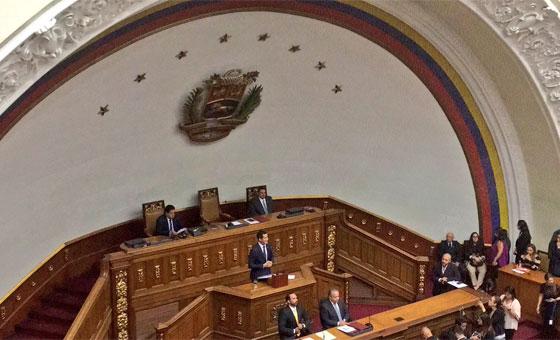 Juan Guaidó: El papel de la Asamblea Nacional es ejercer el mandato para lograr el restablecimiento del orden constitucional