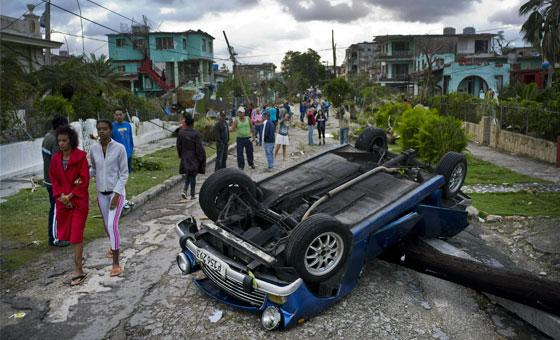Cuba: Un tornado deja al menos tres muertos y 174 heridos en La Habana