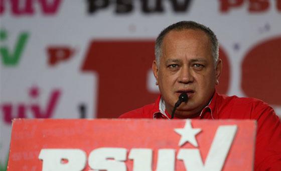 Cabello acusó a Delsa Solórzano y Renzo Prieto por supuesto plan para matar a Freddy Bernal